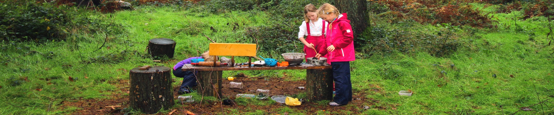 Term-time forest school