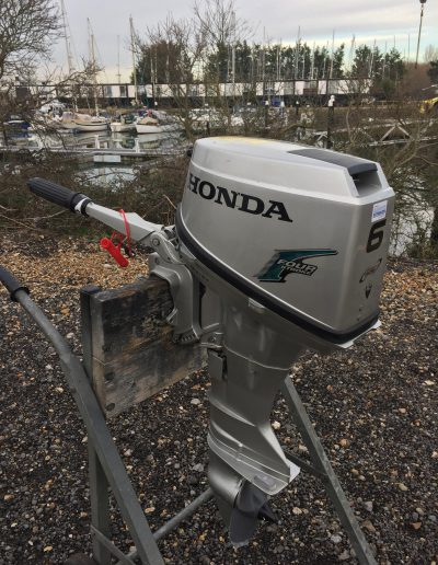 Honda 6hp 4-Stroke standard shaft
