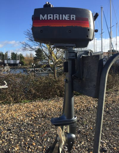 Mariner 2hp 2-stroke light weight
