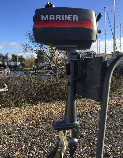 Mariner 2hp 2-stroke light weight