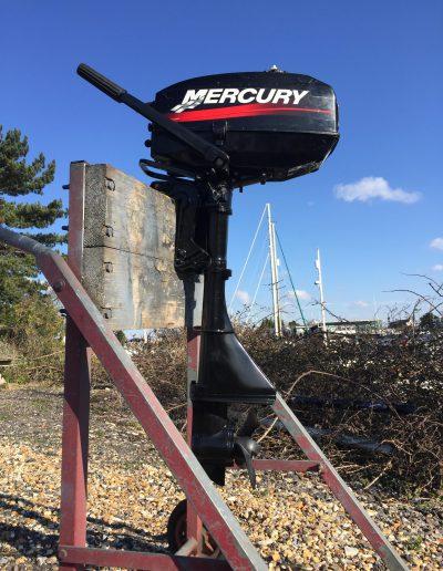 Mercury 2.5 2-stroke standard shaft