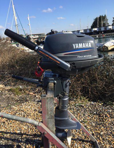 Yamaha 4hp standard shaft  4-stoke