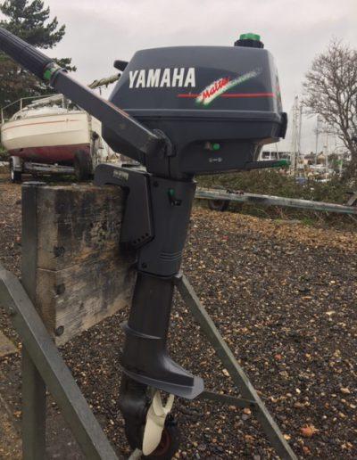 Yamaha Malta 2-stroke