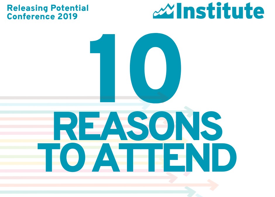 10 Reasons to attend #RPCONF19