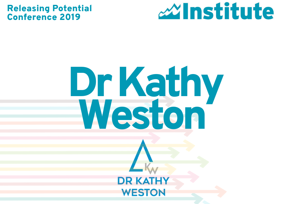 #RPCONF19 Focus: Dr Kathy Weston